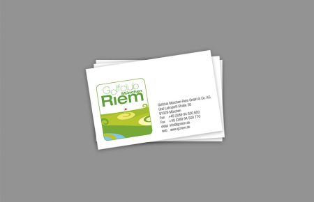 Golfclub München Riem CD