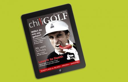chiliGOLF Tablet-Magazin