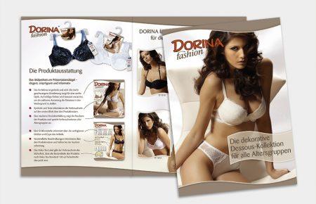 Dorina Fashion Produktprospekt
